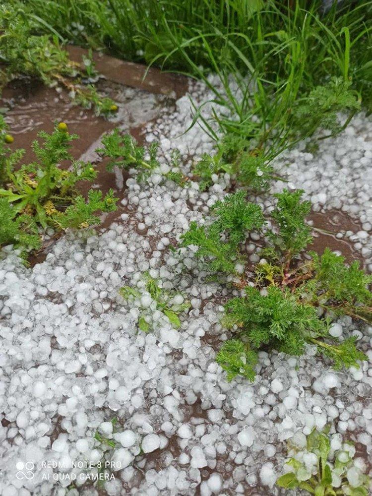 У неділю Вінницю накрили град та потужна злива , фото-5