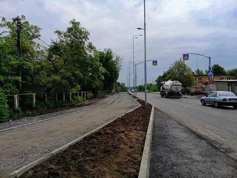 У Вінниці облаштовують ще одну велодоріжку, фото-2