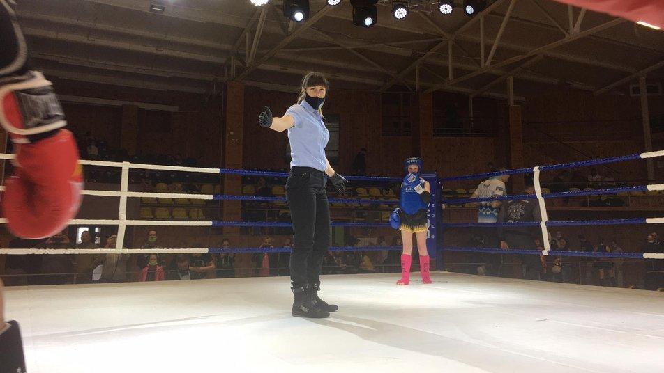 У Вінниці стартував чемпіонат України з таїландського боксу, фото-1