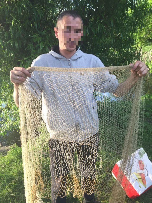 Вінничанин незаконно наловив риби на 6 тисяч гривень, фото-2