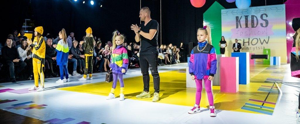 У Вінниці відбувся грандіозний показ дитячої моди – «Kids Fashion Show»  (фото) 0a14dc73bed54